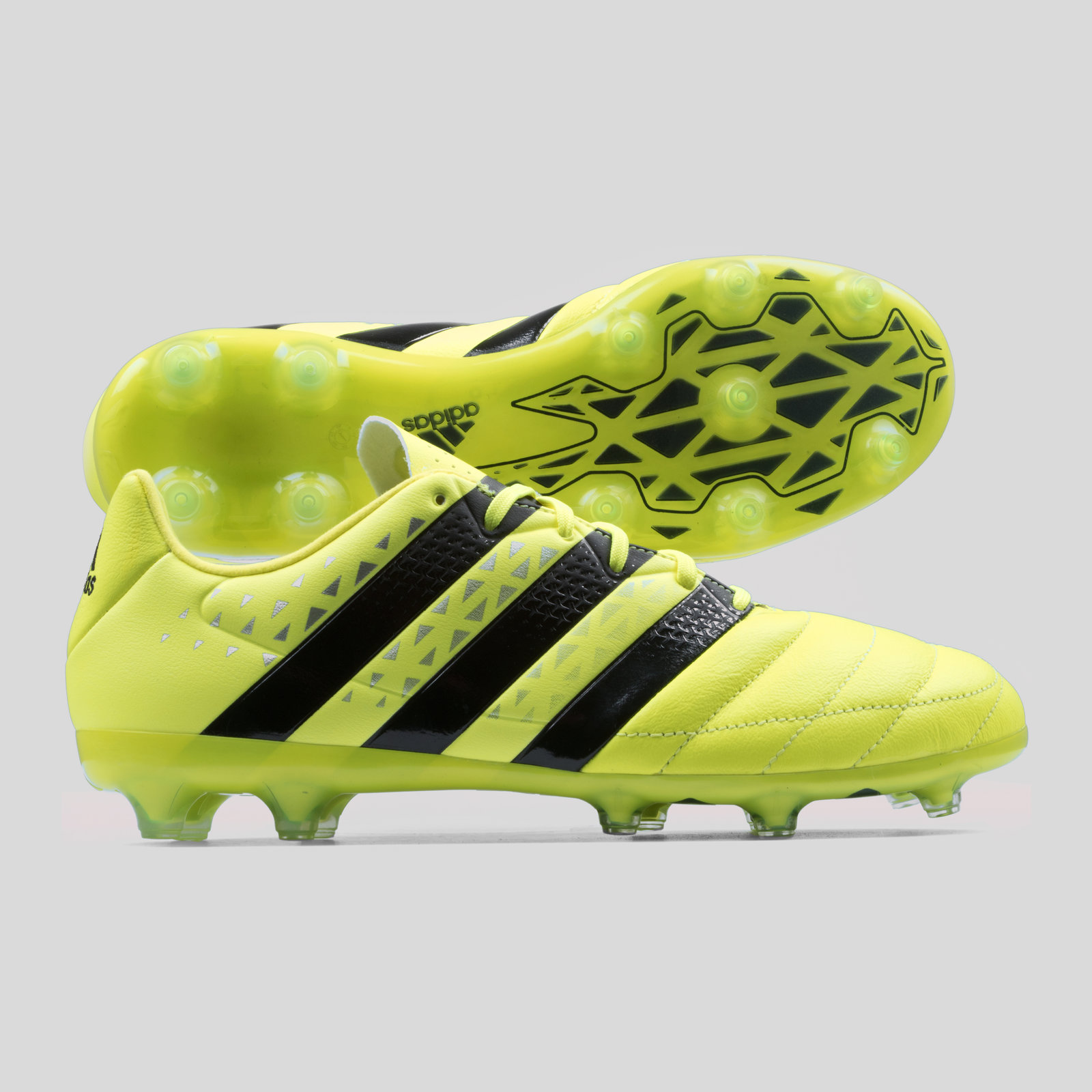 Image of Ace 16.2 Leather FG Football Boots