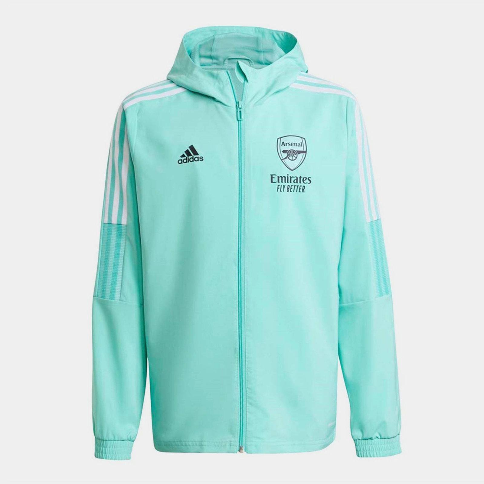 Arsenal Presentation Jacket 2021 2022 Junior