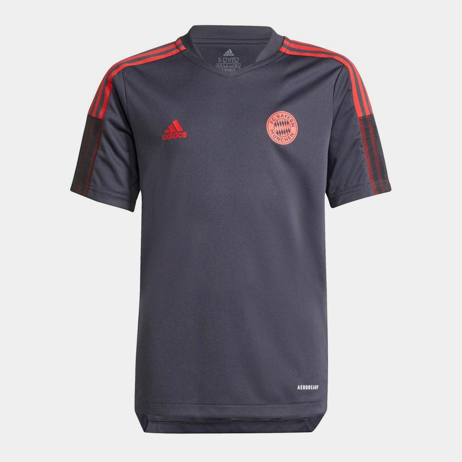 Bayern Munich Training Shirt 2021 2022 Junior