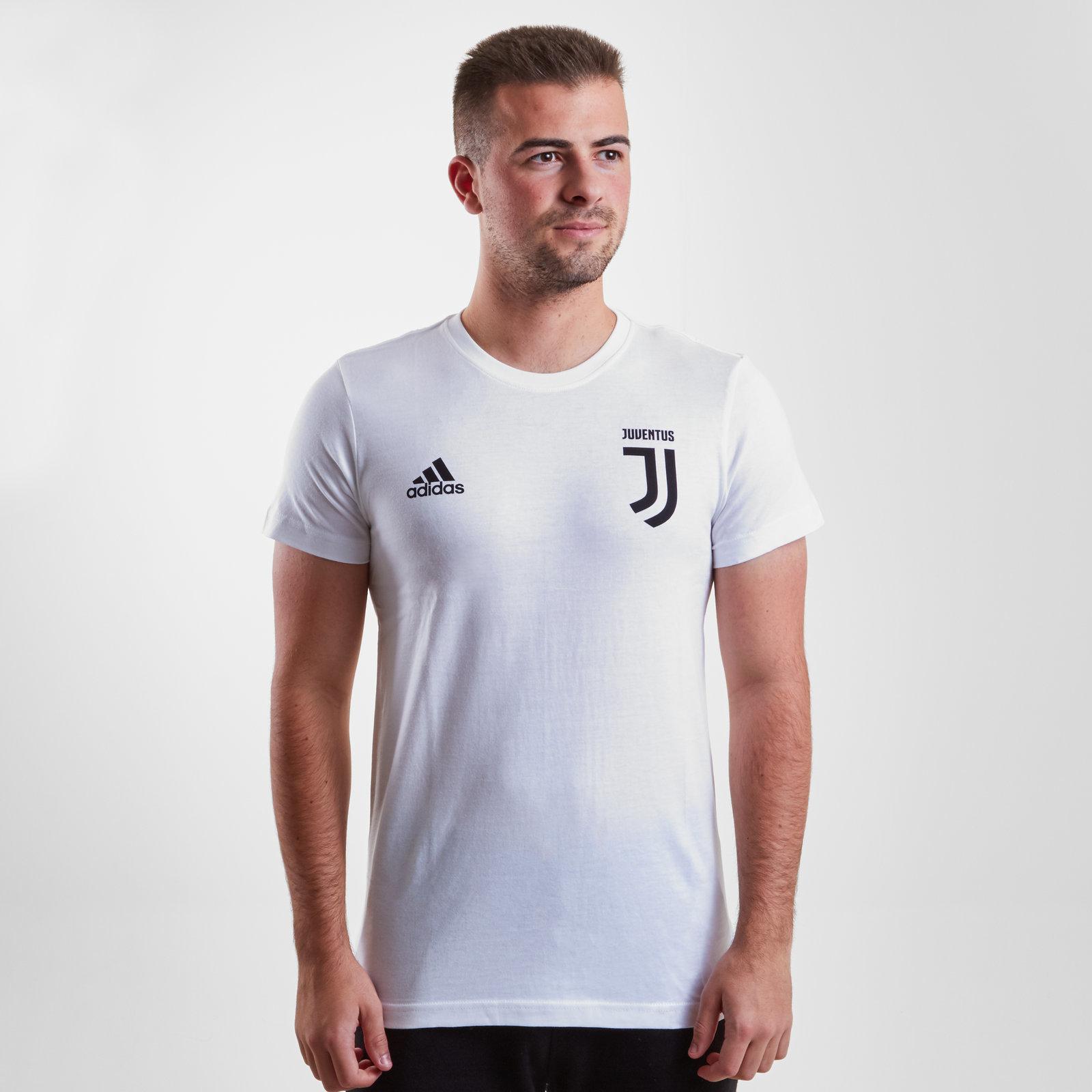 Image of Juventus Turin Graphic Football T-Shirt