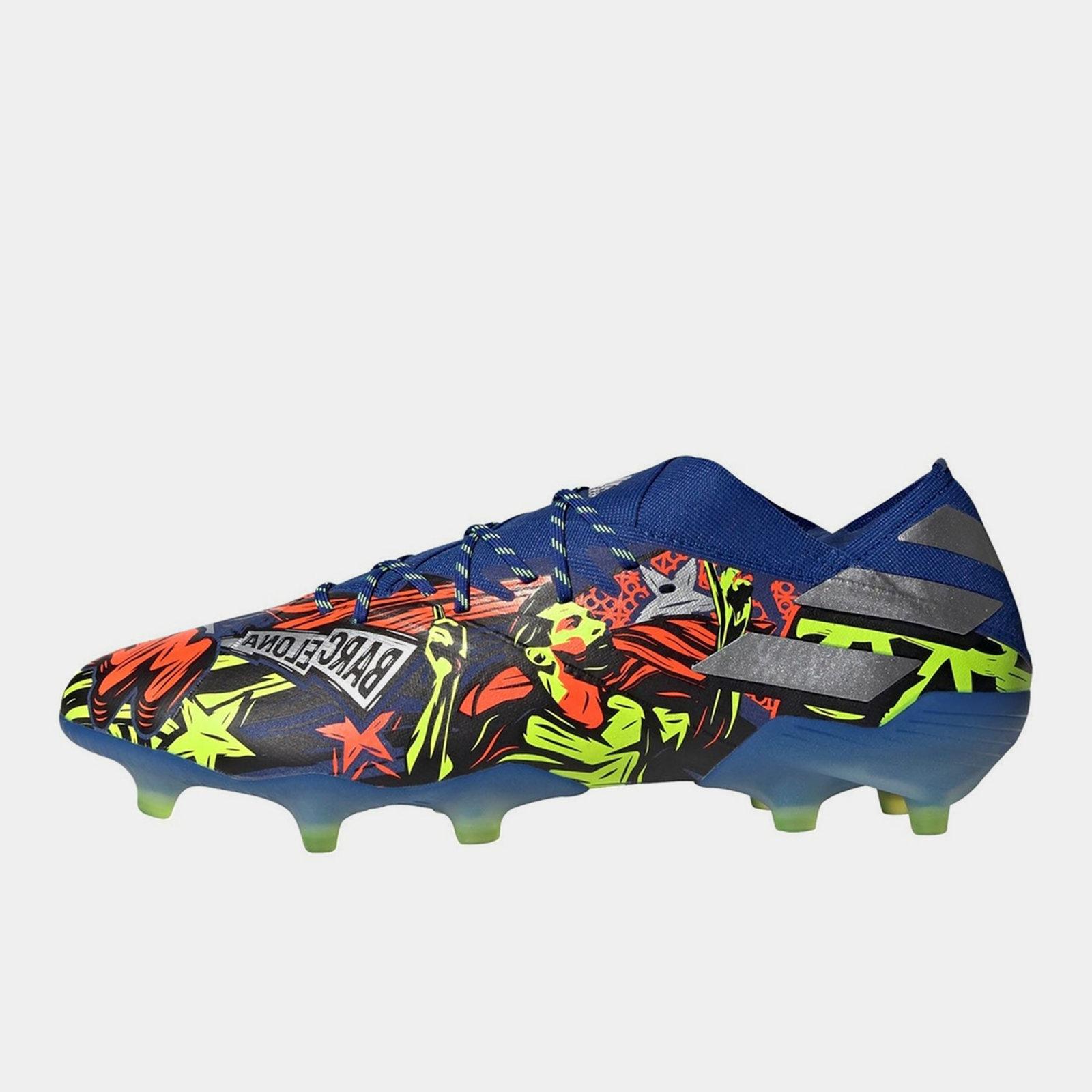 Nemeziz Messi 19.1 Football Boots Firm Ground