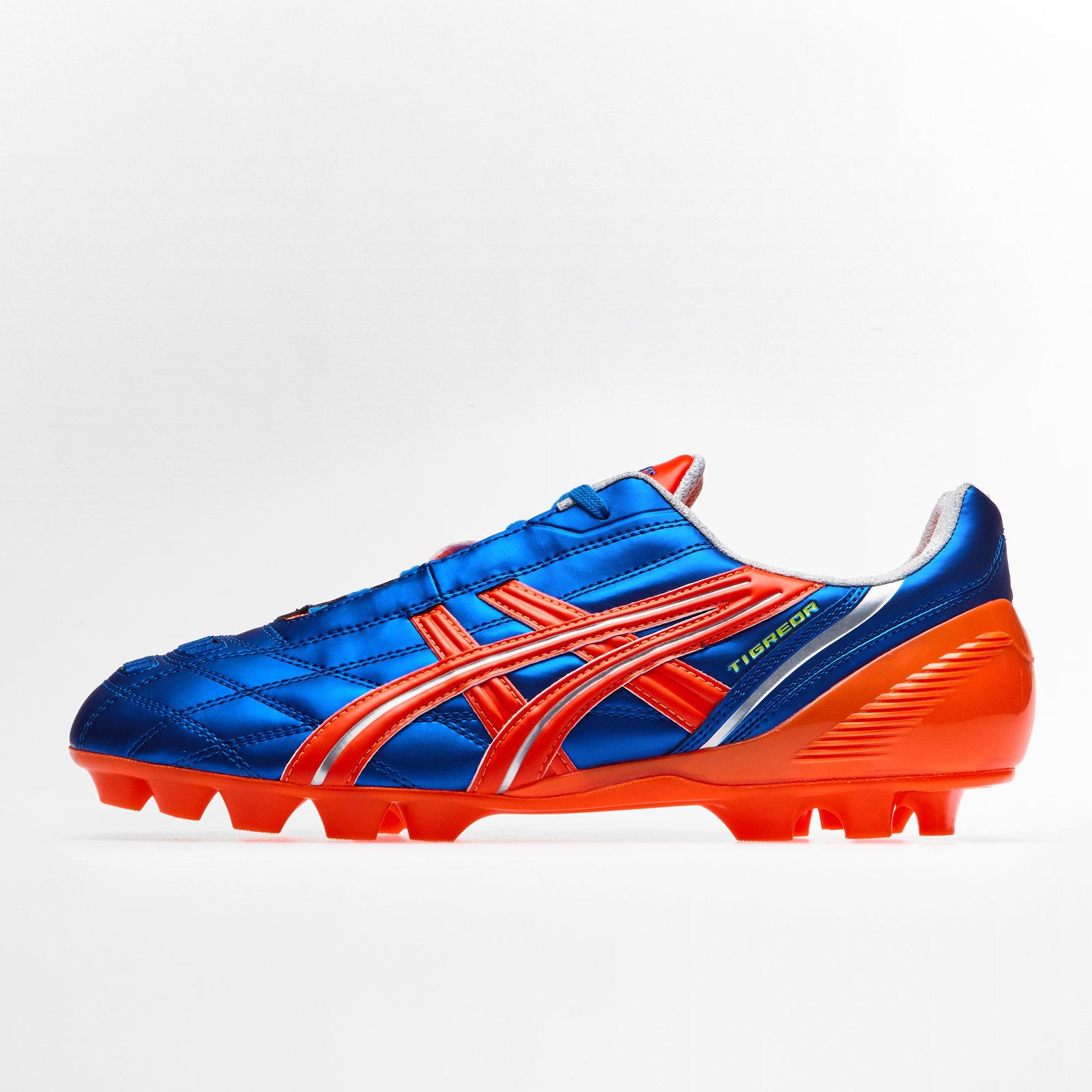faa0560127df Asics Tigreor IT FG Football Boots | PJ408-4730 | FOOTY.COM