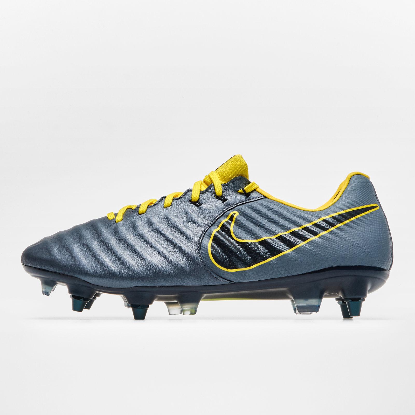 05837a4a80e Nike Tiempo Legend VII Elite SG-Pro Anti-Clog Soft-Ground Football Boot -  Grey