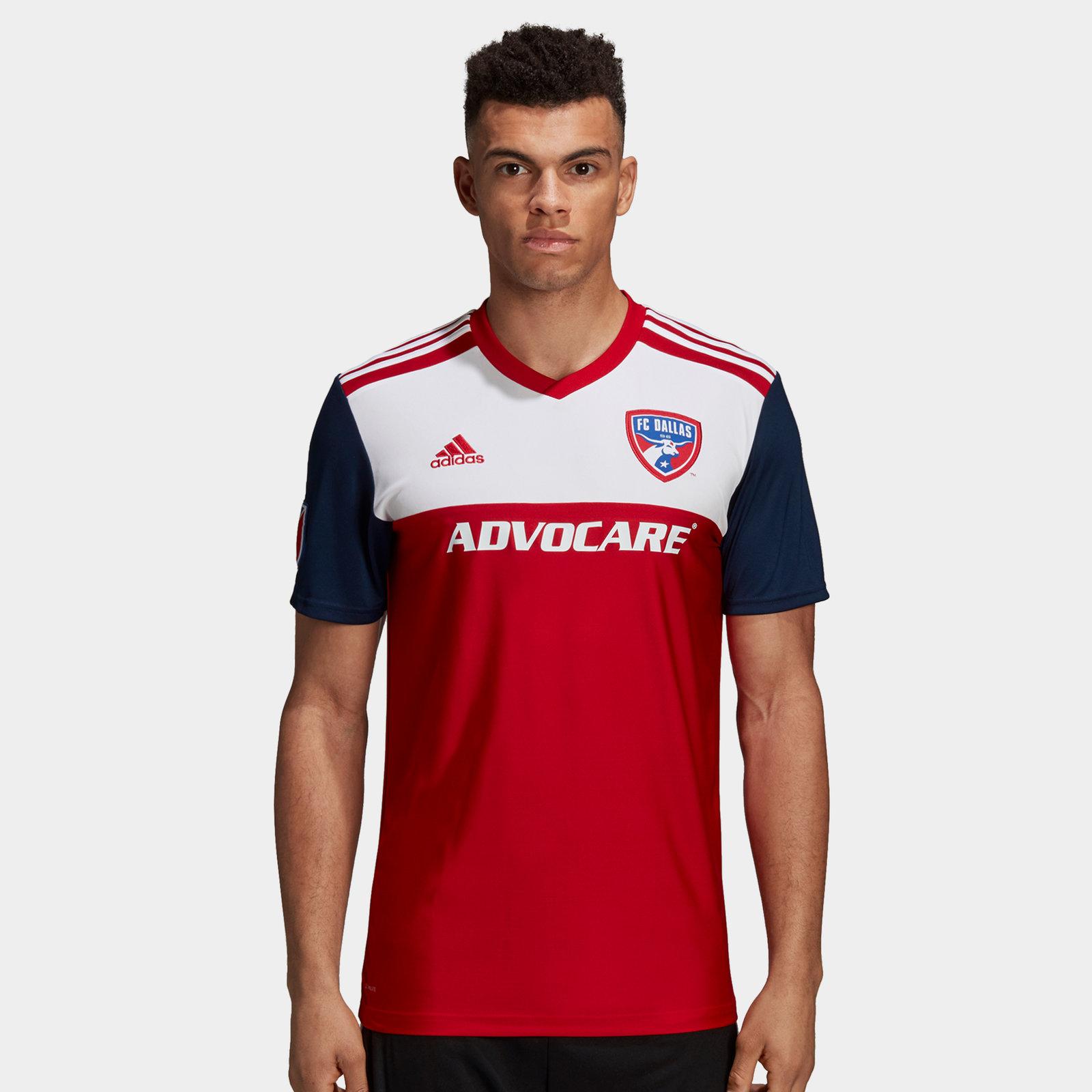 FC Dallas Home shirt