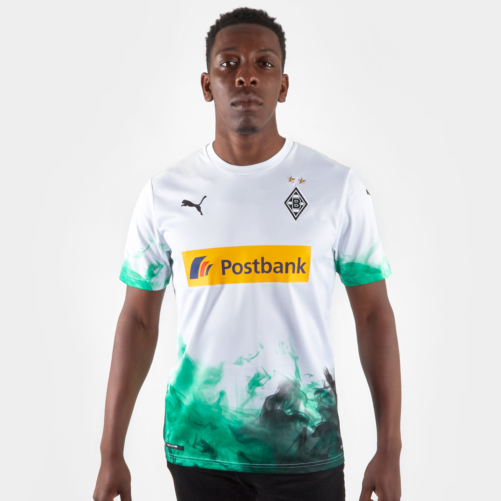 Borussia Monchengladbach 19/20 Home short sleeve Football Shirt