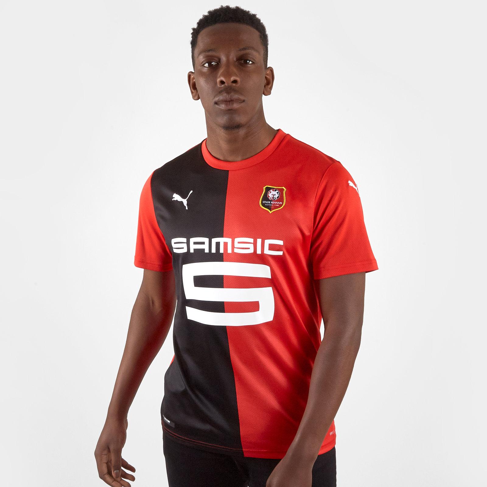 Rennes Home shirt