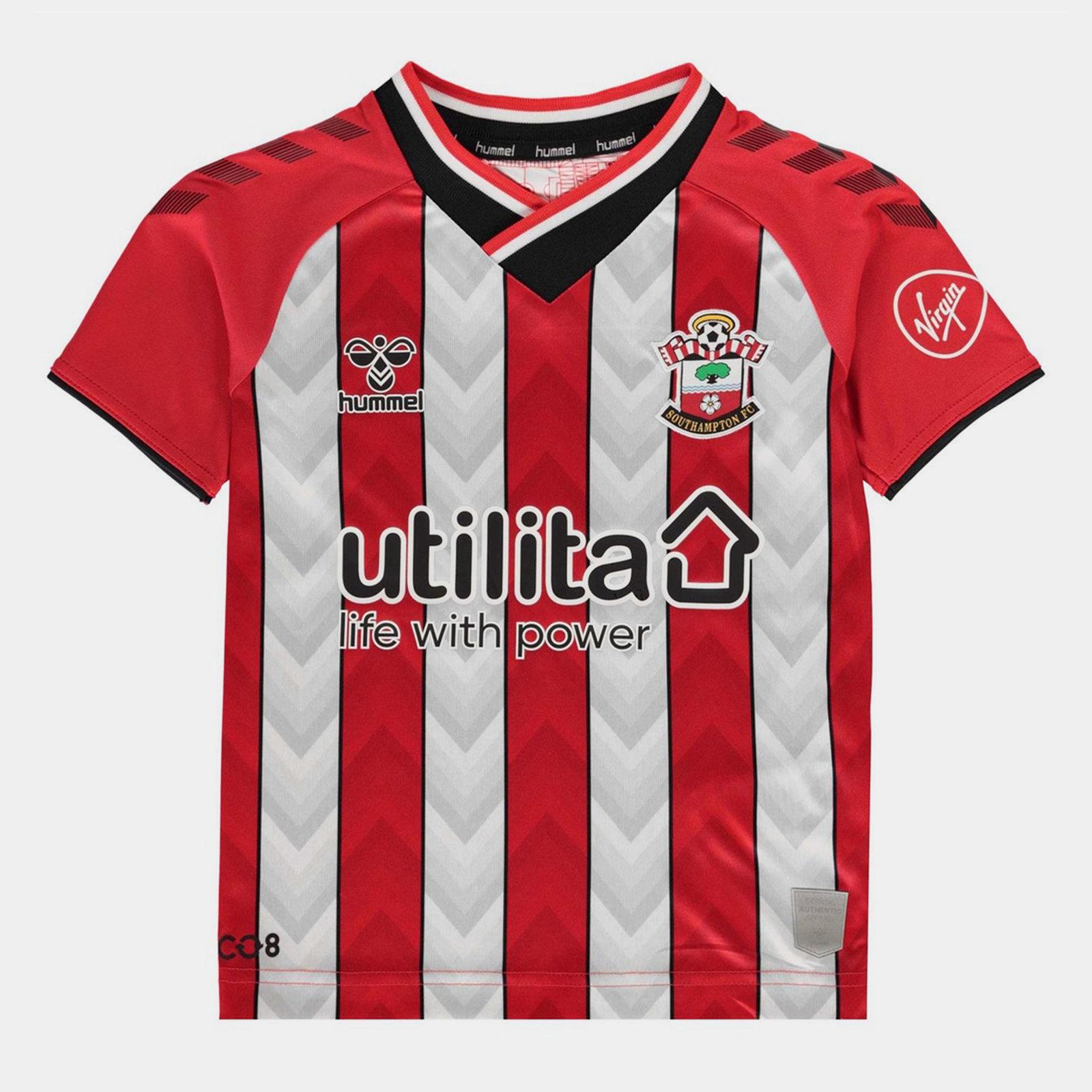 Southampton Home Shirt 2021 2022 Junior
