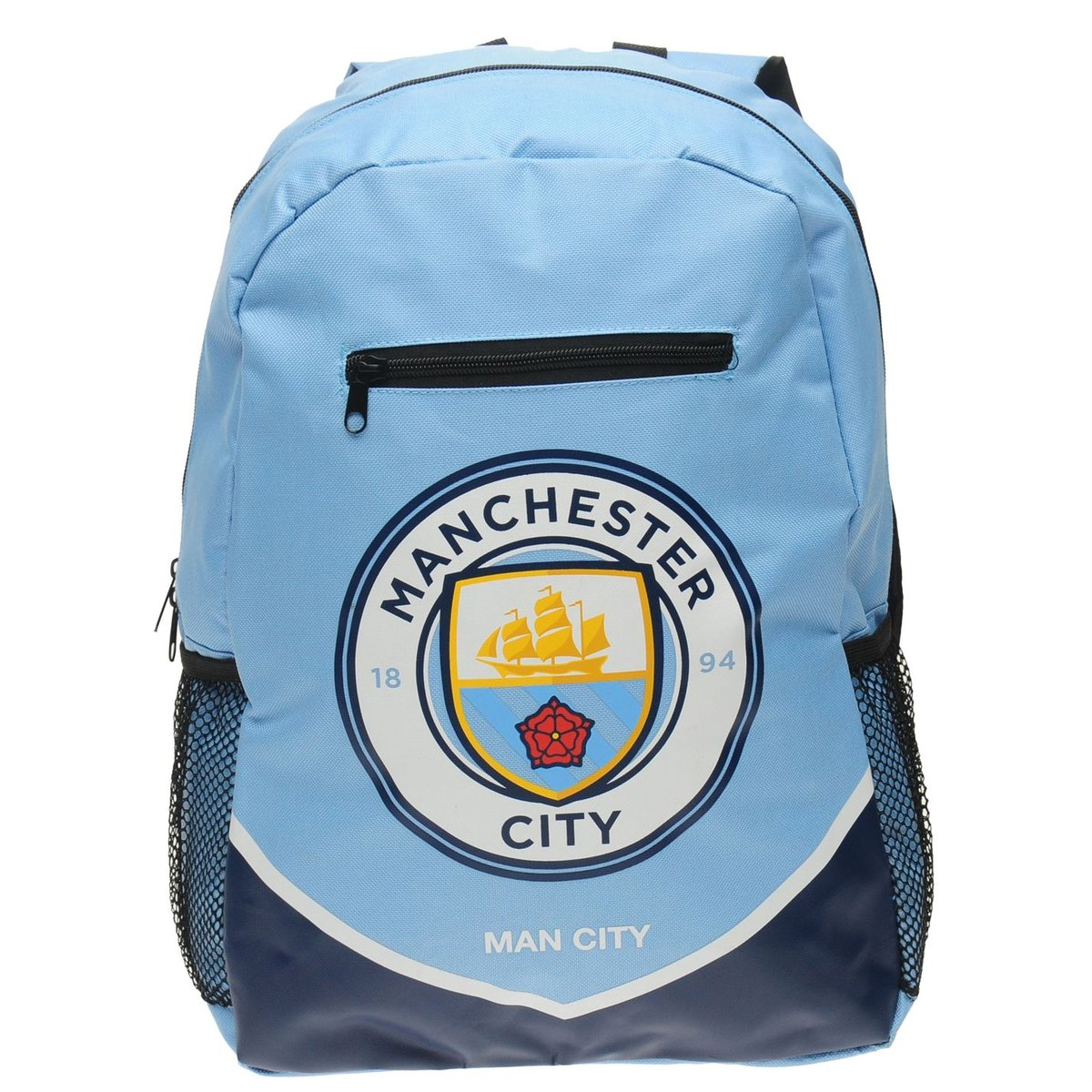 Manchester City Football Backpack