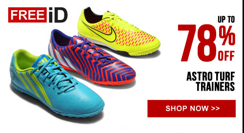 Up to 78% off Astro Turf Trainers
