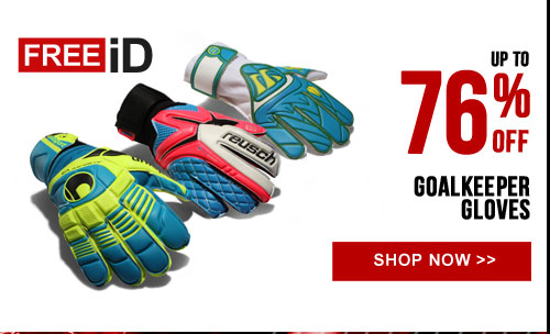 Up to 76% off Goalkeeper Gloves
