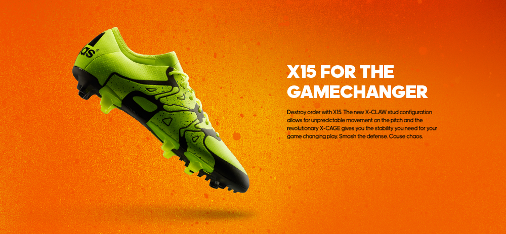 X15 for the gamechanger - Pre-order Now