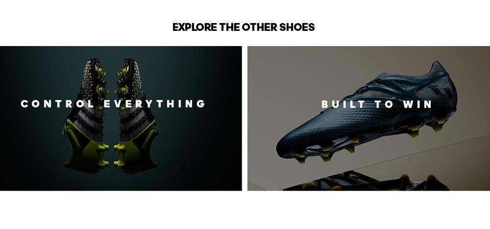 Explore X & Messi now