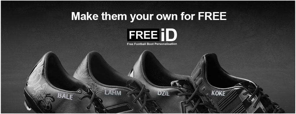 FREE iD - Make them your own for FREE