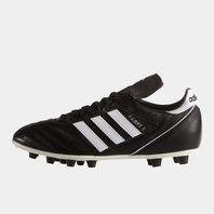 adidas Kaiser 5 Liga Moulded FG Football Boots Black/Running White/Red