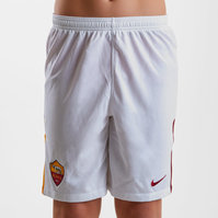 Nike AS Roma 17/18 Kids Away Stadium Football Shorts
