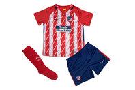 Nike Atletico Madrid 17/18 Home Little Kids Football Kit