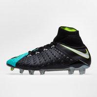 Nike Hypervenom Phantom III FG D-Fit Womens Football Boots