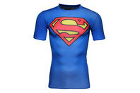 Under Armour Superman Logo Compression S/S Kids T-Shirt