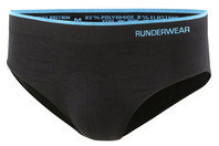 Runderwear Mens Running Support Briefs