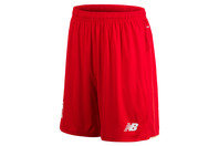 New Balance Liverpool FC 2015/16 Kids Home Football Shorts