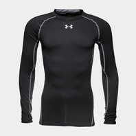 Under Armour HeatGear Long Sleeve Compression Shirt