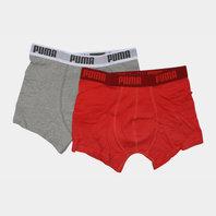 Puma Basic Boxer Shorts - 2 Pack
