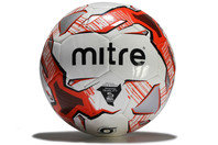 Mitre Impel D32P Training Football White/Red/Black