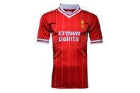 Liverpool 1982 S/S Retro Football Shirt