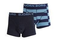 Bjorn Borg Horizon 2 Pack Boxer Shorts