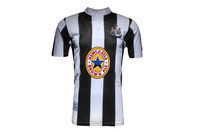 Score Draw Newcastle United 1996 Home Retro Football Shirt