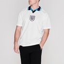 England 1996 European Championship Retro Football Shirt