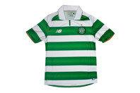 New Balance Celtic FC 16/17 Kids Home S/S Replica Football Shirt
