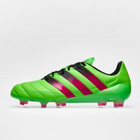 adidas Ace 16.1 FG/AG Leather Football Boots