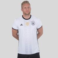 adidas Germany 16/17 Home S/S Replica Football Shirt