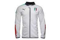 Italy 16/17 Football Stadium Jacket