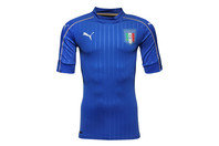 Puma Italy EURO 2016 Home S/S Authentic Football Shirt
