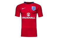 Nike England 2016 Flash S/S Training Football T-Shirt