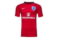 Nike England 2016 Flash S/S Training Football T-Shirt