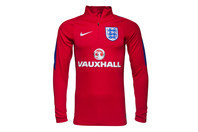 England 2016 Training Football Drill Top