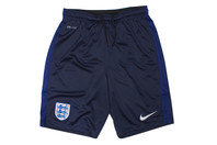 Nike England 2016 Strike Knit Replica Football Shorts