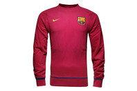 Nike FC Barcelona 16/17 AW77 Authentic Crew Sweatshirt
