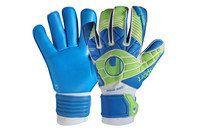 Uhlsport Eliminator Aquasoft Rollfinger Goalkeeper Gloves