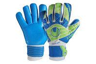 Uhlsport Eliminator Aquasoft Rollfinger Goalkeeper Gloves