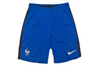 Nike France EURO 2016 Home Match Football Shorts