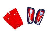 Nike England Mercurial Lite Football Shin Guards