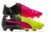 Puma evoPOWER 1.3 Tricks FG Football Boots