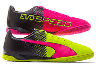 Puma evoSPEED 4.5 Tricks IT Indoor Football Trainers