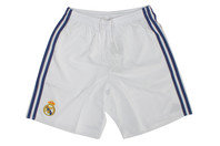 Real Madrid 16/17 Home Replica Football Shorts