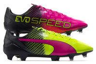 Puma evoSPEED 1.5 Tricks FG Football Boots