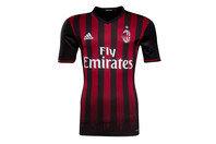 adidas AC Milan 16/17 Authentic Home S/S Football Shirt